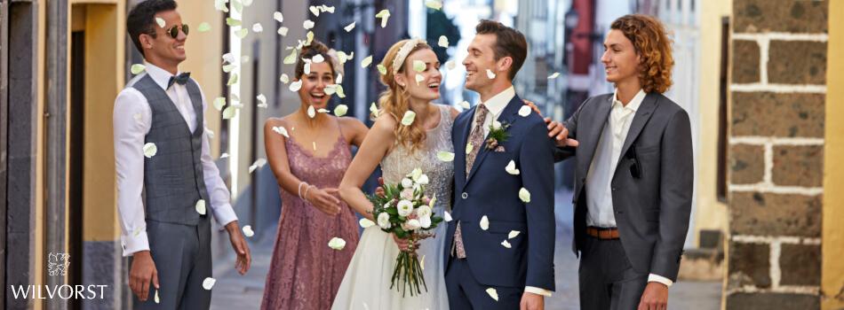 Fest-und Hochzeitsmode - Männer-Mode Severin